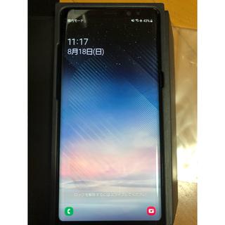 SAMSUNG - 美品 SIMフリー Galaxy Note 8 docomo
