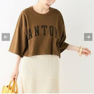 IENA - 【新品】 イエナ THE NEWHOUSE ANTON Tシャツ