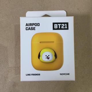 防弾少年団(BTS) - BT21 CHIMMY AIRPOD CASE (黄) エアポートケース