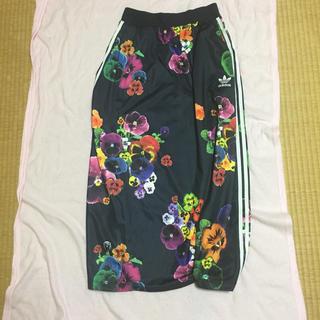 アディダス(adidas)のアディダススカート美品(ロングスカート)