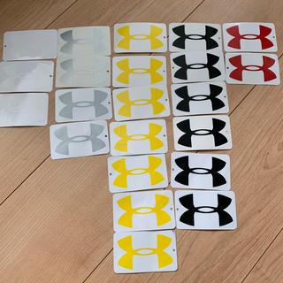 アンダーアーマー(UNDER ARMOUR)のアンダーアーマー ステッカーシール 2枚から300円(その他)