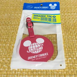 Disney - 【新品】コンサイス ディズニートラベルSS バゲージタグ ミニー 【送料無料】