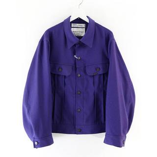 """COMME des GARCONS - DAIRIKU""""Regular"""" Polyester Jacket 2019aw"""