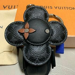 LOUIS VUITTON - 🍀人形 バッグ飾り 本革 キーホルダー人気品 Vuittonルイヴィトン
