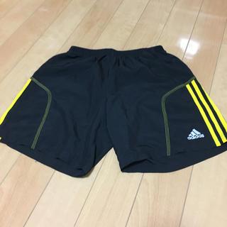 adidas - adidas アディダス ブラック ショートパンツ ハーフパンツ Lサイズ