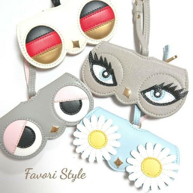 FOXEY(フォクシー)のサングラスケース  type 5 レディースのファッション小物(サングラス/メガネ)の商品写真