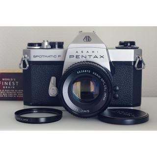 ペンタックス(PENTAX)のPentax SPF + SMC Takumar 55/1.8 美品・試写済(フィルムカメラ)
