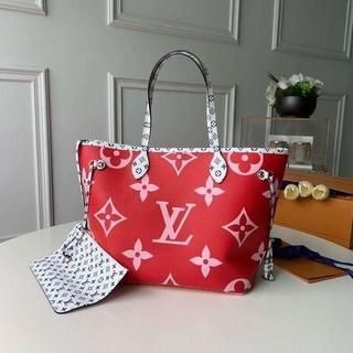 LOUIS VUITTON - Louis Vuitton(ルイヴィトン)ネヴァーフルMM