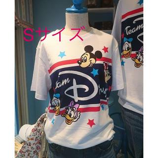 Disney - 新作★Disney チームディズニー Tシャツ男女兼用ユニセックスS
