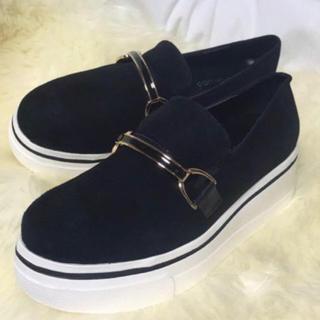 アグ(UGG)の8月🉐セール日本新入荷オーストラリアEdjiiUGG美品ローファー(ローファー/革靴)