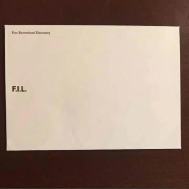 VISVIM(ヴィスヴィム)のF.I.L. visvim ミニ 封筒 インテリア/住まい/日用品の文房具(その他)の商品写真