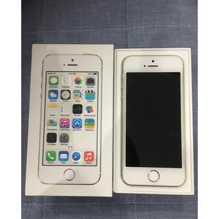iPhone - iPhone5s 美品 ガラスコーティング docomo 16GB