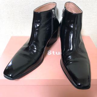 Maison Martin Margiela - 最終値下げ Acne Studios Patent leather boots
