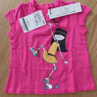 マークジェイコブス(MARC JACOBS)の❣️新品!リトルマークジェイコブス、ベビー、Tシャツ、6M(67cm)(Tシャツ)