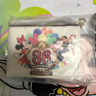 Disney - ディズニー 36周年 ファンダフル限定 パスケース