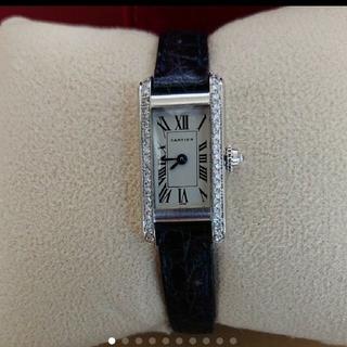 Cartier - 8/30まで価格‼️Cartierタンクアロンジェダイヤベゼル