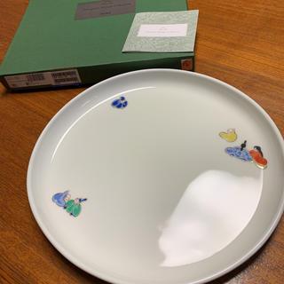 深川製磁 六歌仙 皿