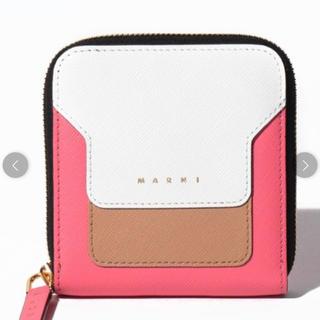 マルニ(Marni)の新品マルニ二つ折り財布(財布)