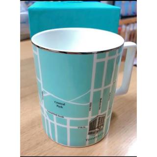 Tiffany & Co. - ティファニー 五番街 限定 ニューヨーク マグカップ