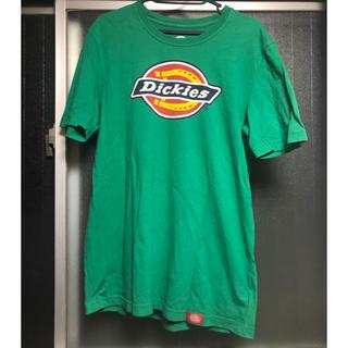 ディッキーズ(Dickies)のDickies ディッキーズ Tシャツ 緑 グリーン 値下げ中❗️(Tシャツ(半袖/袖なし))