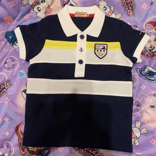 ミキハウス(mikihouse)のお値下げ!ミキハウス ポロシャツ(シャツ/カットソー)