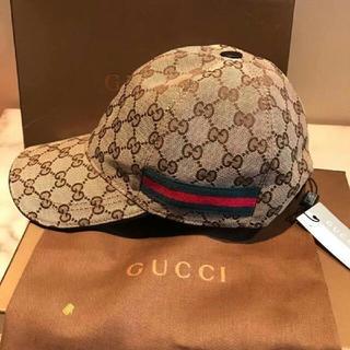 Gucci - 送料無料gucci グッチ キャップ