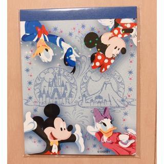 Disney - 【非売品】ディズニーリゾート メモ帳