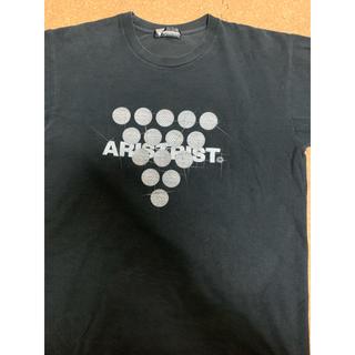 アリストトリスト(ARISTRIST)の激レアLサイズ!ARISTRIST×新日本プロレスリングTシャツ黒(Tシャツ/カットソー(半袖/袖なし))