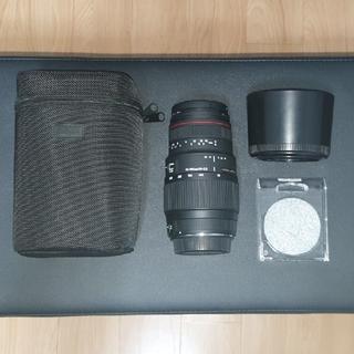 SIGMA - SIGMA APO 70-300mm F4-5.6 DG MACRO Canon