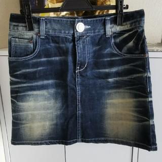 デニム スカート 大きいサイズ 3L4L5L6L