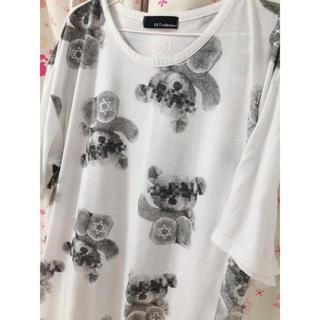 ファンキーフルーツ(FUNKY FRUIT)のくまちゃん、Tシャツ(Tシャツ(半袖/袖なし))