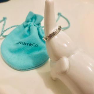 ティファニー(Tiffany & Co.)のTiffany&Co リング 9号(リング(指輪))