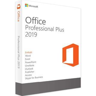Microsoft - Office Professional Plus 2019