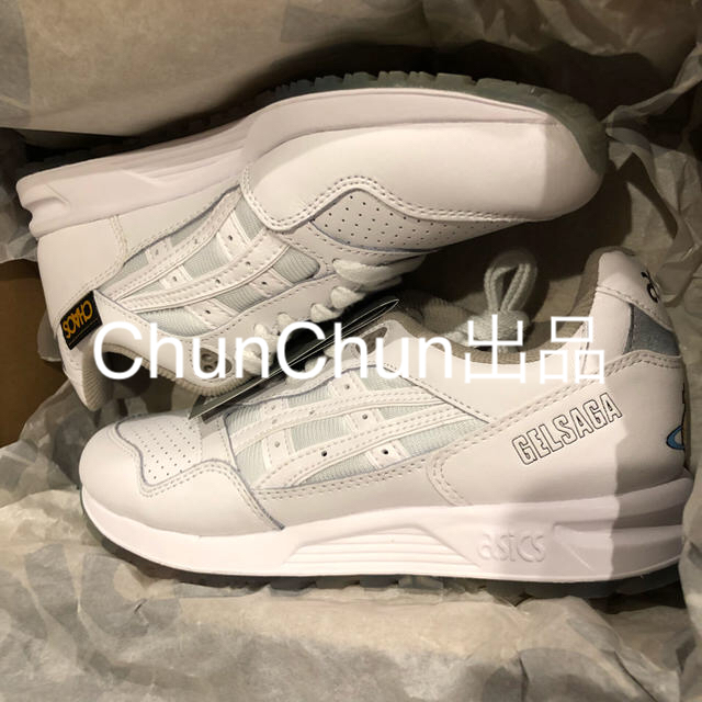 Vivienne Westwood(ヴィヴィアンウエストウッド)のASICSTIGER GELSAGA アシックスタイガー ゲルサガ レディースの靴/シューズ(スニーカー)の商品写真
