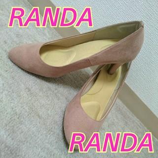 RANDA - RANDA★ピンクパンプス★Rady*リエンダ*オリエンタルトラフィック
