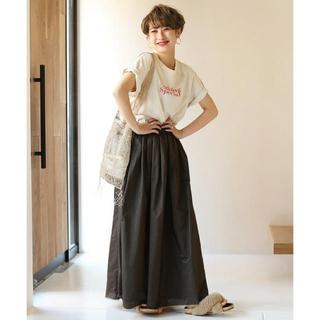 TODAYFUL -  ''Punching Flare Skirt'' パンチングフレアスカート