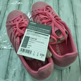 adidas - ⭐️新品 addidas スニーカー23.5cm ピンク