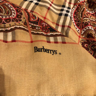 BURBERRY - Burberry 大判 ストール