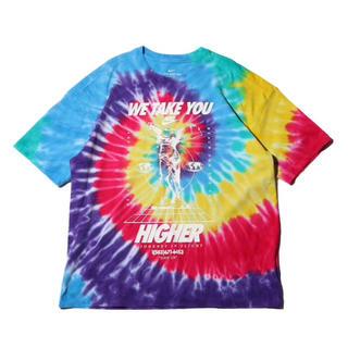 NIKE - NIKE タイダイTシャツ 完売品 BQ1032-100 XL