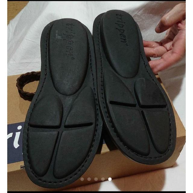 trippen(トリッペン)の(新品・未使用品)trippen idylle レザーシューズ レディースの靴/シューズ(その他)の商品写真