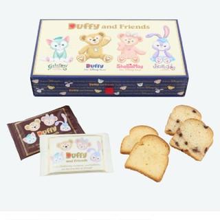 ダッフィー - ダッフィー ラスク 紙箱 ディズニーシー お菓子