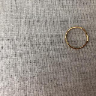 シンプルリング(リング(指輪))