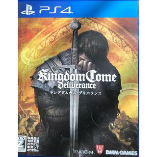 PS4 キングダムカム デリバランス