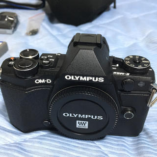 OLYMPUS - オリンパス OM-D EM-5 MARKⅡ ボディのみ