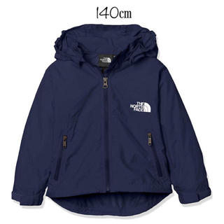 THE NORTH FACE - 新品 ノースフェイス キッズ  コンパクトジャケット 140