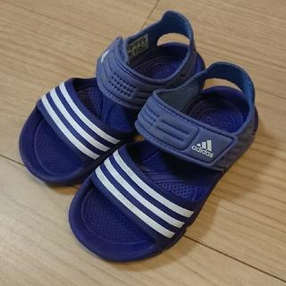 アディダス(adidas)のアディダス サンダル 15cm(サンダル)