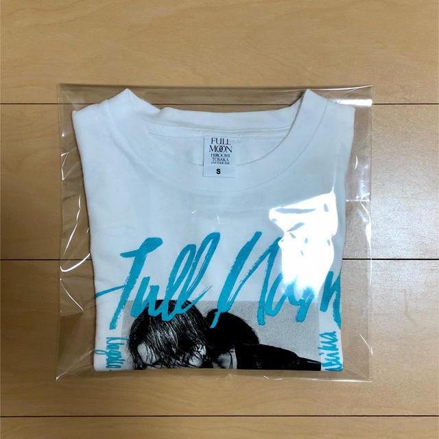 三代目 J Soul Brothers(サンダイメジェイソウルブラザーズ)の登坂広臣 FULLMOON フォトTシャツ エンタメ/ホビーのタレントグッズ(ミュージシャン)の商品写真