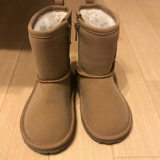 ベビーギャップ(babyGAP)のbabygap ムートンブーツ 15センチ(ブーツ)