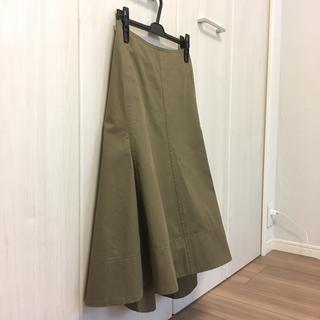 ドゥロワー(Drawer)のタイムセール ドゥロワー フレアスカート  drawer blamink (ひざ丈スカート)