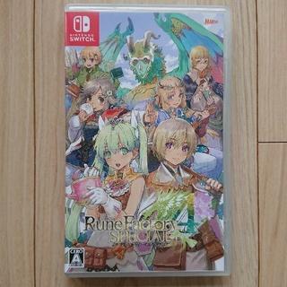 Nintendo Switch - ☆美品☆ルーンファクトリー4 スペシャル 通常版 特典付き